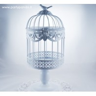 Decorative Cage On a Stand, Large