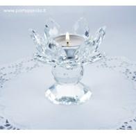 Žvakidė - lotoso žiedas