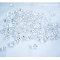 Dekoratyviniai papuošimai - kristalai