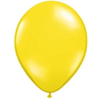 Geltonas balionas, 30 cm