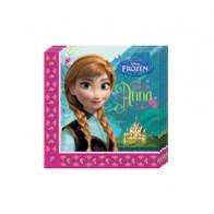 """Vienkartinės popierinės servetėlės """"Frozen/Ledo šalis"""" (20 vnt.)"""