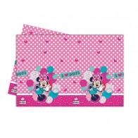 """Plastikinė staltiesė """"Minnie Mouse"""" (120x180 cm)"""
