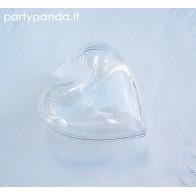 Širdelės formos žaisliukas, 3 vnt.