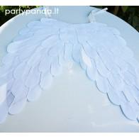Balti angelo sparnai