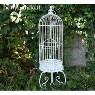 Decorative cage with a tripod, medium
