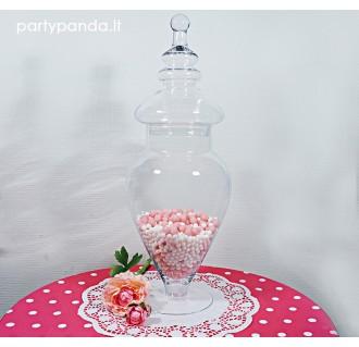 Stiklinis indas dekoratyvus
