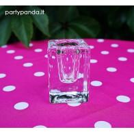 Žvakidė ledo kubelis