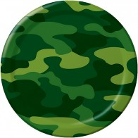Camo Gear Lunch Plates (8 pcs./18 cm)