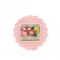 "Tirpstantis vaško pyragėlis ""Fresh Cut Roses"" Yankee Candle"