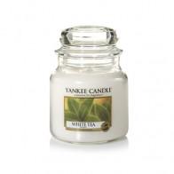 """Yankee Candle kvepianti žvakė """"White Tea"""""""