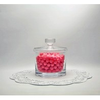 Glass Jar for Candy
