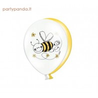 Balloons with bees, 30 cm