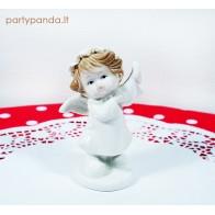Balto angelo statulėlė