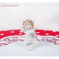 Balto angeliuko statulėlė