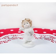 White angel statue, small