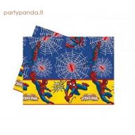"""Plastikinė staltiesė """"Žmogus voras/ Spiderman"""", 120x180 cm"""