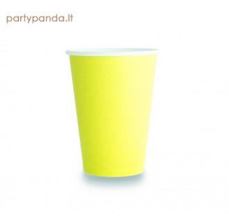 Puodeliai, geltoni (6 vnt./200 ml)