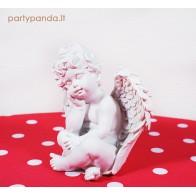 Sėdinčio angelo statulėlė