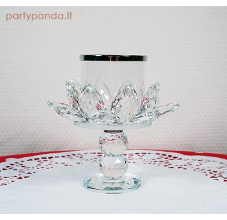 Žvakidė lotosas - šeimos židinys