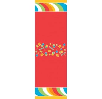 """Staltiesė """"Saldainiukas"""" (137x274 cm)"""