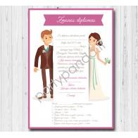 Žmonos diplomas