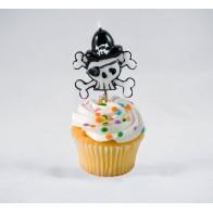 """Šventinė žvakutė """"Piratas"""""""