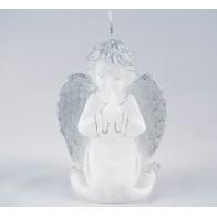 """Dekoratyvinė žvakė """"Baltas angelas"""""""