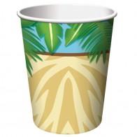 """Popieriniai puodeliai """"Safaris"""" (8 vnt./266 ml)"""