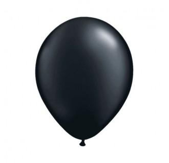 Juodas balionas, 30 cm