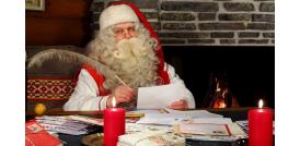 Kalėdų senelio laiškas jūsų mažyliui